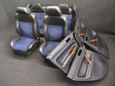 Lederausstattung VW Passat 3B Variant Sportsitze Ausstattung LEDER ALCANTARA