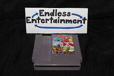 Mega Man 6 NES Nintendo Tested Works Great! Cart Only!
