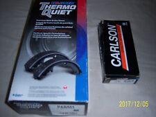 Wagner Thermo Quiet Rear Brake Shoes PAB551/Carlson Brake HDWE Kit