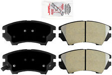 Disc Brake Pad Set-AmeriStar Metallic Front Autopartsource STM1404