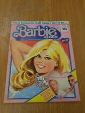 BARBIE #27 1ST-13TH NOVEMBER 1986 IPC BRITISH WEEKLY^