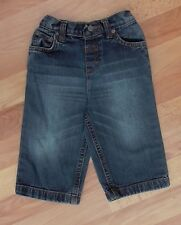 Baby Boys Blue Denim Jeans by Matalan, 9-12 Months