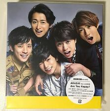 "ARASHI 2016 ""Are you Happy?"" Japan Limited Edition [CD+DVD](NEW)"