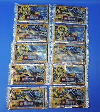 LEGO NEXO CABALLEROS Serie 2 / Cartas Coleccionables TRADING CARDS 10 PACK = 50
