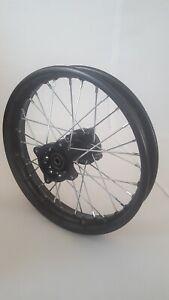 Felge 1,85 x 14 Zoll hinten Dirt Bike Achse ø12mm - Dirtbike Pitbike Crossbike
