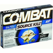 12 Pack Combat .21 Oz Ant Poison Killer Control Bait Station 6/Pk 45901