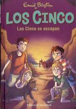 Los Cinco Se Escapan by Enid Blyton (Paperback, 2015)