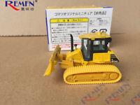 Komatsu 1/87 Diecast Crawler Dozer Excavator D61PXi-23 Construction Car Model