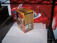 Godannar - Vol 1,2,3,4,5,6,7 Complete LE Box Collection USED Anime DVD ADV Films