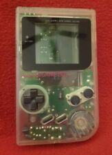 Nintendo Game Boy Classic Transparent das Original ideal für LCD IPS Mod LESEN