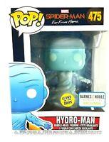 Funko POP Spiderman Far From Home HYDRO-MAN #475 Barnes & Noble Exclusive Figure