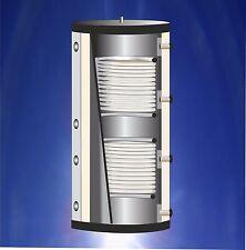 🔥 Pufferspeicher 1000 L Warmwasserspeicher Solarspeicher Boiler Wärmespeicher