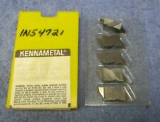 Kennametal SNU 633 Carbide Cutting Inserts K11 Grade for sale online