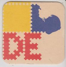 Bierdeckel / Beercoaster / Bierviltje Postcode 1977 6-6