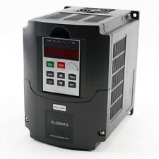 2.2KW (3HP) VFD for Spindle (KL-VFD22) 220VAC input