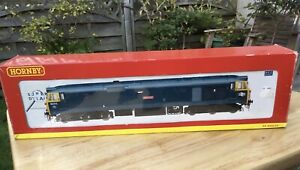 Hornby Class 50 013 Agincourt In Br Blue Livery dcc ready with lights
