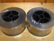 """4 LBS  of Mild Steel MIG Wire 2Ib rolls ER 70S-6- .035""""  2 ROLLS"""