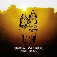 Snow Patrol - Final Straw (NEW CD)