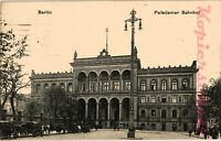 AK Berlin, Potsdamer Bahnhof, 1916, 27/08
