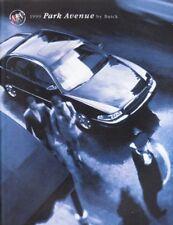 1999 99 Buick Park Avenue  original sales brochure MINT
