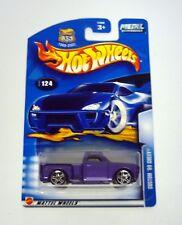 Hot Wheels Custom '69 Chevy #124 Die-Cast Car Moc Complete 2002