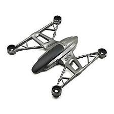 Yuneec USA Q500 G Airframe / Body Set YUNQ4K124 battery tray & door & GPS shield