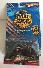 Hot Wheels Monster Jam Road Beast Sticky Tongues New in Package  E