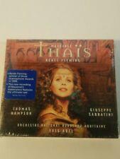 Renee Fleming Massenet Thais Opera CDs Box Set 2000 New Sealed