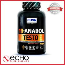 USN 19 Anabol Testo (45 Caps) - FAST FREE DELIVERY