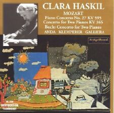 Clara Haskil - Concerto for Piano [New CD]