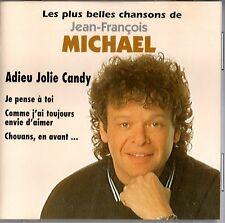 Jean-Francois Michael-Les plus Belles Chansons de Cd Nm