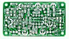 Audio level AGC ALC AVC PCB, DIY low noise sensitive amp sound volume LED, CCTV