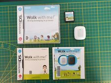 GAMEBOY GAME BOXED BOITE JEU WALK WITH ME DO YOU KNOW YOUR WALK 3DS DS DSI 2DS