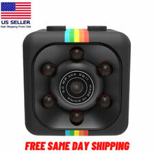 1080P Mini Wireless Hidden Spy Camera Night Vision HD Motion Video Recorder
