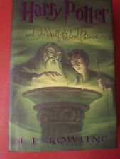 Harry Potter and the Half-Blood Prince 6 by J. K. Rowling HB 2005
