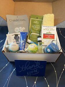 Men's Self-Care Spa Box