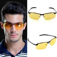 HD Polarized Sunglasses Driving Glasses Sport UV400 Outdoor Eyewear Night Vision