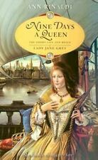 Nine Days a Queen by Ann Rinaldi (2006, Paperback)