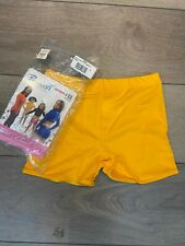 Pizzazz Boy Cut Cheer shorts, a variety of colors and sizes