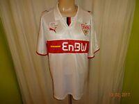 """VfB Stuttgart Original Puma Heim Trikot 2008/09 """"EnBW"""" Gr.XXL TOP"""