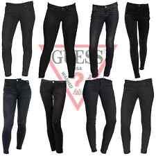Guess Damen Jeans schwarz (verschiedene Modelle und Größen)