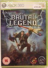 Brutal Legend UK per XBOX 360 PAL - NUOVO