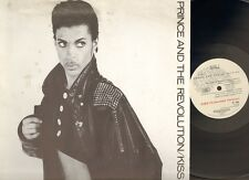 "PRINCE KISS Love Or $  12"" Inch  2 track 1986 Prince & and The Revolution"