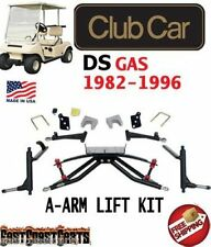 "Club Car Golf Cart 1982'-1996' GAS JAKE'S 4"" DOUBLE A-Arm Lift Kit  # 7464"