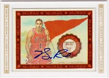 Derrick Rose 08-09 Murad Auto Signed Rookie T51A-DR RC