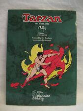 Flying Buttress Hal Foster TARZAN newspaper strip reprint HC book Ray Bradbury !