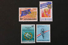 Timbres / Stamp LUXEMBOURG Yvert et Tellier n°1171 à 1174 NSG (cyn10)