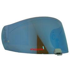 HJC Helmet Visor HJ-25 Blue Mirror For R-PHA  Max,rpha max evo,Pinklock Ready