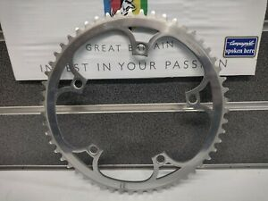 NOS Vintage Campagnolo Super Record 55t Chainring 144 BCD  Ex-Display