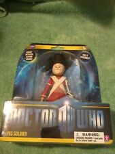 2009 BBC Underground Toys Doctor Who Peg Soldier (New)